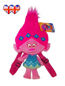 Plush Backpack Official Licenced Trolls | DreamWorks Poppy Backpack