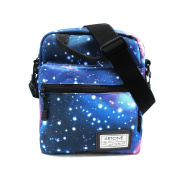 Artone Blue Universe Galaxy Casual Crossbody Bag Campus Shoulder Bag Fit iPad