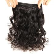 Newness 8A Peruvian Virgin Hair Loose Wave 3 Bundles Real Human Hair Extension Loose Wave Unprocessed Cheap Peruvian Hair