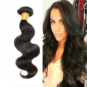 Charming 6a Malaysian 100% Unprocessed Virgin Hair Body Wave 3 Bundles Virgin Human Hair Soft Human Hair Extensions Bundles nature colour