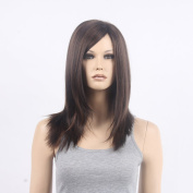 European And American Fashion Wig Long Straight Hair Japan's Hair Women Wig