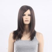 European And American Fashion Wig Long Straight Hair Japan's Hair Women Wig