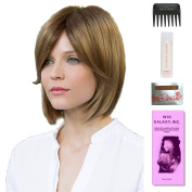 Codi by Amore, Wig Galaxy Hair Loss Booklet, 60ml Travel Size Wig Shampoo, Wig Cap, & Wide Tooth Comb (Bundle - 5 Items), Colour Chosen