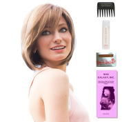 Codi XO by Amore, Wig Galaxy Hair Loss Booklet, 60ml Travel Size Wig Shampoo, Wig Cap, & Wide Tooth Comb (Bundle - 5 Items), Colour Chosen