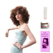 Penelope XO by Amore, Wig Galaxy Hair Loss Booklet, 60ml Travel Size Wig Shampoo, Wig Cap, & Wide Tooth Comb (Bundle - 5 Items), Colour Chosen