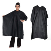 Professional Hair Salon Nylon Cape with Adjustable Hook and loop -Hair Styling Hair Cutting Cape
