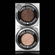 Hard Candy Fierce Effect Eye Shadows Twin Pack, 897 Slow & Steady