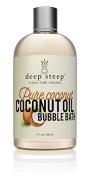 Deep Steep Bubble Bath, Coconut Oil, 500mls