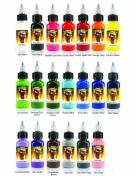 Scream Tattoo Ink 20-pack Set 30ml Bottles -Tattoo Supplies-