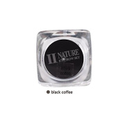 Biomaser PCD Tattoo Ink,15ml Black coffee Square Bottles Pigment Professional Permanent Makeup Ink Supply For Eyebrow Lip Make up