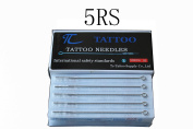 50 Tattoo Needles 5rs Tc Tattoo 5 Round Shader for Tattoo Machine Tattoo Kit