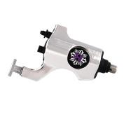 Docooler Professional Tattoo Rotary Motor Machine Aluminium Alloy Gun Liner Shader Purple/Silver