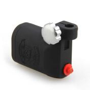 Ecloud ShopUS TOP Black Rotary Motor Tattoo Liner Shader Machine Gun