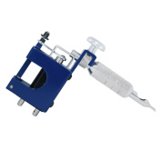 New Star Blue Pro Quiet & Strong Rotary Motor Tattoo Machine Gun Kits Supply