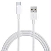 For Oneplus 3T/Google Pixel XL/ZTE Zmax Pro Z981,Sunfei 1M/2M/3M USB-C USB 3.1 Type C Data Charge Charging Cable White