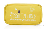 Essential Oils Carrying Case (Holds Ten 15ml, 10ml, or 5ml Bottles) Young Living, doTERRA - Travel Oil Bag