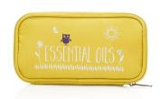 Essential Oils Carrying Case (Holds Ten 15ml, 10ml, or 5ml Bottles) Young Living, doTERRA - Travel Oil Bag