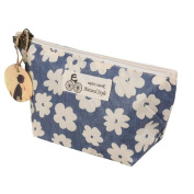 Cosmetic Bag , Kinghard Portable Travel Makeup Case Pouch Toiletry Wash Organiser