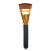 Kingfansion 1pcs Professional Cosmetic Flat Contour Brush Face Blend Makeup Brush