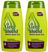 Lice Shield 2-in-1 Shampoo and Conditioner, 300ml