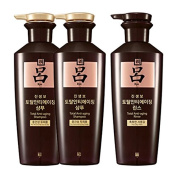 Ryo Jinsaengbo Shampoo Set For Dry Hair, RJS-SET