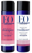 EO Rose and Chamomile Protective Shampoo and Conditioner Bundle For Colour Treated Hair With Jojoba and Bergamot, 250ml each