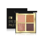 IM LURE Encanto Brown Eyeshadow palette