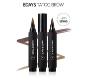 Nakeup Face 8 Days Tattoo Eye Brow (2.6g) Korean Makeup