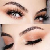 Mink Curly #1 Eyelashes in Black - 100% MInk - 1 Set
