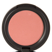 Blush Pressed Mineral Blusher Face Powder Cosmetics Makeup With Black Mirror Case - Great Cheek Blushing Blending Peach To Rose Colours - Premium Quality For Women Also With Sensitive Skin - Dusty Rose