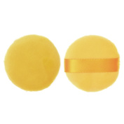 Puff,Baomabao 1PC Soft Sponge Makeup Foundation Puff Yellow