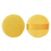 Puff,Baomabao 1PC Soft Sponge Makeup Foundation Puff Yellow