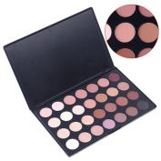 HAPPYTIME Neutral Warm 28 Colour Eyeshadow Palette Professional Private Label Makeup Cosmetics Eyeshadow Palette