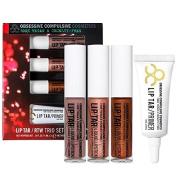 Obsessive Compulsive Cosmetics Lip Tar Trio Brazen Beiges