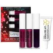 Obsessive Compulsive Cosmetics Lip Tar Trio Amethyst Allure