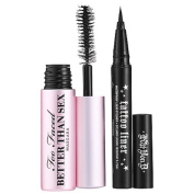 Too Faced x Kat Von D ~ Better Together Bestselling Mascara & Liner Duo ~ Limited Edition