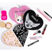 Too Faced x Kat Von D ~ Better Together Cheek & Lip Makeup Bag Set ~ Limited Edition
