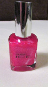 Bari Pure Ice Nail Polish, #829 Vineyard (Reddish Pink Shimmer), 15ml