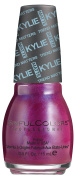 Kylie Jenner Matte Sinful Colours Trend Matters Satin Nail Polish in KORSET Purple