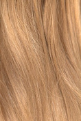 Hair Extentions - ClipIn Human Hair - Can Be Washed, Styled and Curled - Natural Light Blonde Colour