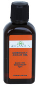 All Natural Arganica Hair Oil Treatment Light (120ml) - Strengthening Hair Oil Treatment - Residue Free - Natural Moroccan Argan Oil Hair Treatment - Formulated for Finely Textured Hair