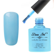 Beau Gel Nail Lacquer Soak Off UV LED Gel Nail Polish Colour Nail Art Manicure 7.3ml