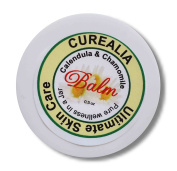 Natural Herbal Tattoo Aftercare Balm, Made with Calendula & Chamomile - Curealia