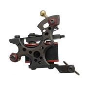 Redscorpion Cast Iron Handmade Coil Tattoo Machine for Tattoo Supply