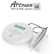 HKGT Artmex V6 Semi Permanent Makeup Machine Beauty for Sexy Eyebrow/Eyelash/Lip/Areola