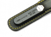 GERmanikure 'MAKE COMPOST NOT WAR' original patented genuine crystal mantra file 3mm thick
