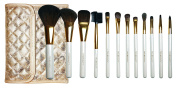 Tru Beauty 12pc Professional Makeup Brush Set