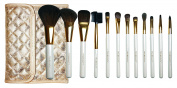 Tru Beauty 12pc Professional Makeup Brush Set