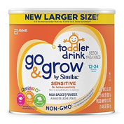 Similac Go and Grow Sensitive Non-gmo Milk Based Toddler Drink, Powder, 710ml