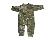 JLCK Baby Boys Mossy Oak Camo Creeper Outfit